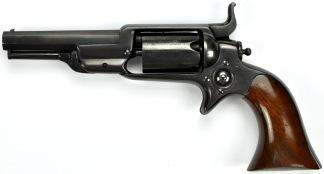 Colt Model 1855 Sidehammer Pocket Model Revolver, #17385 -