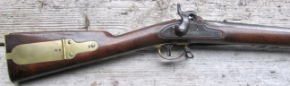 Whitney 1841 U.S. Percussion Rifle -