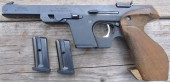 Walther GSP .22LR, #63154