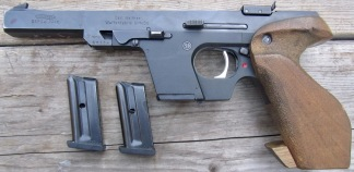 Walther GSP .22LR, #63154 -
