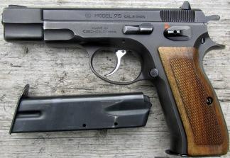CZ Model 75 9x19, #126287 -
