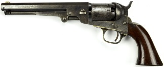 Manhattan 36 Caliber Model Revolver, #53585 -