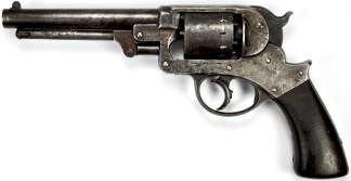 Starr Arms Co. Double Action Model 1858 Army Revolver, #18484 -