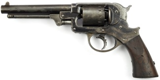 Starr Arms Co. Double Action Model 1858 Army Revolver, #13831 -