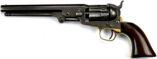 Colt Model 1851 Navy Revolver, #110477 -