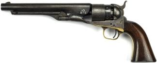 Colt Model 1860 Army Model Revolver, #133952 -