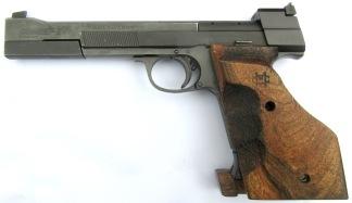 Hämmerli Modell 215 .22LR, #G68761 -