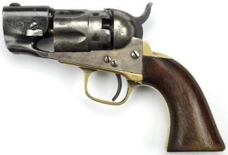 Colt Model 1862 Police Revolver, #14815 -