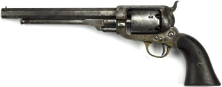 Whitney Navy Model Revolver, #21254 -