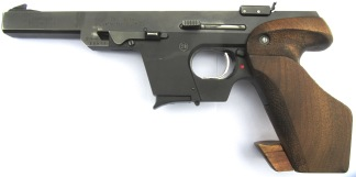 Walther GSP .22LR, #58411 -