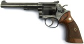 Smith & Wesson Model 17 .22LR, #K253712