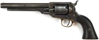 Whitney Pocket Model Revolver, #10753 -