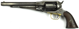 Remington New Model Army Revolver, #44908 -