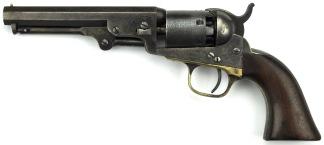 Colt Model 1849 Pocket Revolver, #208034 -