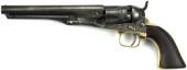 Colt Model 1862 Police Revolver, #12196