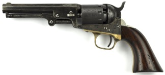 Manhattan 36 Caliber Model Revolver, #731 -