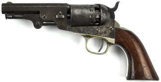 Manhattan 36 Caliber Model Revolver, #842 -