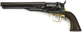 Metropolitan Arms Co. Police Model Revolver, #2993 -