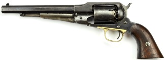 Remington New Model Army Revolver, #90630 -