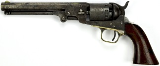 Manhattan 36 Caliber Model Revolver, #31944 -
