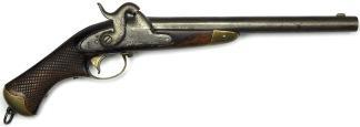 Svensk Studsarpistol för Kavalleriet m/1850, #683 -