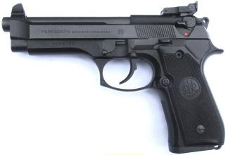 Beretta 92F 9x19, #D07312Z -