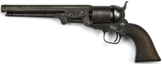Colt Model 1851 Navy Revolver, #11852 -