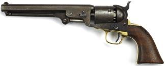 Colt Model 1851 Navy Revolver, #213681 -