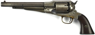 Remington New Model Army Revolver, #70345 -