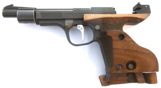 Unique Model Des-69 .22LR, #755449 -