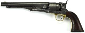 Colt Model 1860 Army Revolver, #151802 -