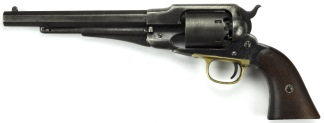Remington New Model Army Revolver, #45969 -