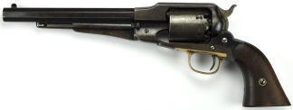 Remington New Model Army Revolver, #52355 -