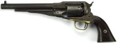 Remington New Model Army Revolver, #100012