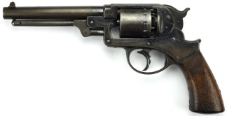 Starr Arms Co. Double Action Model 1858 Army Revolver, #7776 -