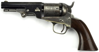 Manhattan 36 Caliber Model Revolver, #24092 -