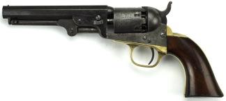 Colt Model 1849 Pocket Revolver, #266083 -