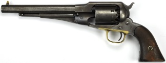 Remington New Model Army Revolver, #40698 -