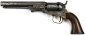 Colt Model 1849 Pocket Revolver, #256781