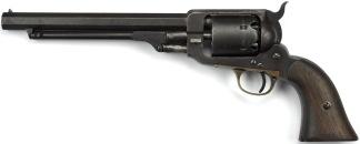 Whitney Navy Model Revolver, #9798 -