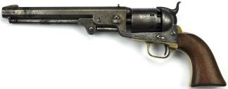 Colt Model 1851 Navy Revolver, #48190 -