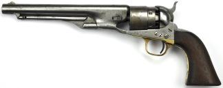 Colt Model 1860 Army Revolver, #27226 -