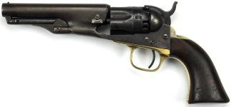 Colt Model 1862 Police Revolver, #19331 -