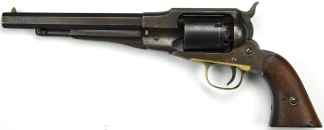 Remington Model 1861 Navy Revolver, #21978 -