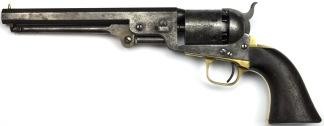 Colt Model 1851 Navy Revolver, #117242 -