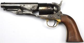Colt Model 1860 Army Revolver, #71370 -