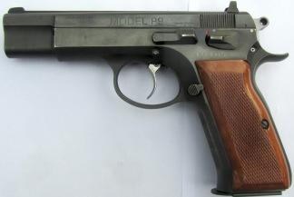 Springfield Model P9 9x19, #AM19986 -