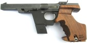 Walther GSP .32 S&W WC, #111238