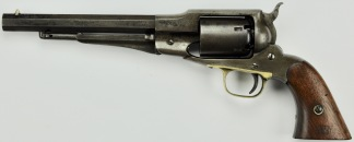 Remington Model 1861 Navy Revolver, #16457 -