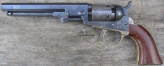 Colt Model 1849 Pocket Revolver, #80929 -